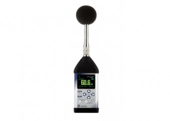 New Svan Sound Meters from Castle Group