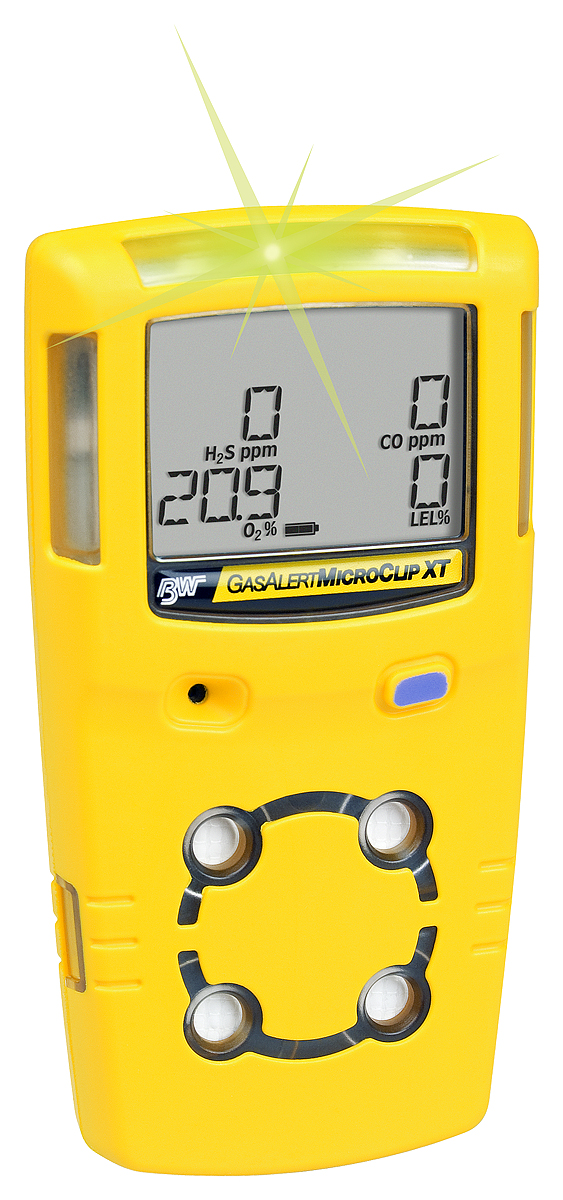 Measuring Carbon Monoxide with a Gas Detector