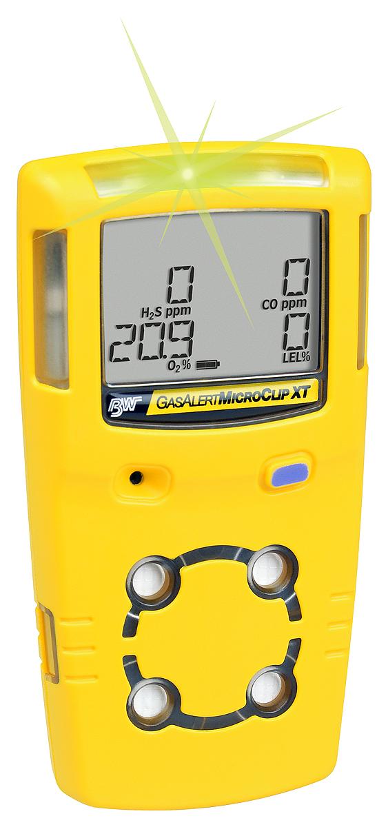 Measuring Carbon Monoxide with a Gas Detector