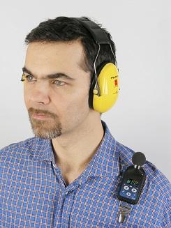 SV 104 Noise Dosimeter for Noise at Work assessments