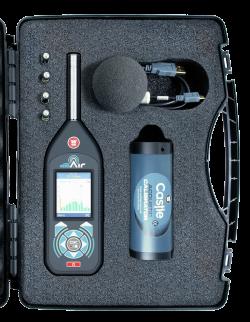 Safety dBAir Safety Sound Meter