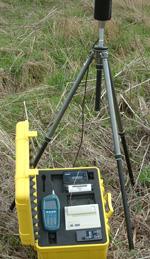 Long term noise monitoring kits for Environmental Noise