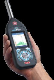 dBAir Sound Meter