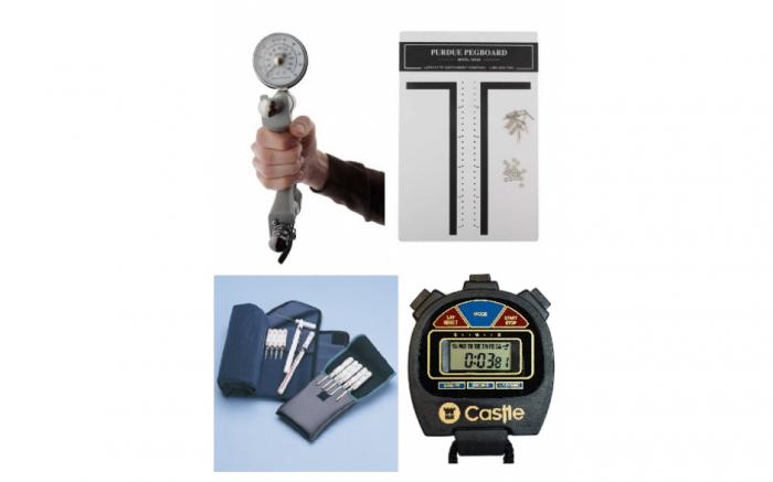 Hand Arm Vibration Health Surveillance Kit