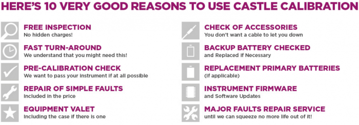 10 Very Good Reasons To Use Us for your Sound Meter Calibration