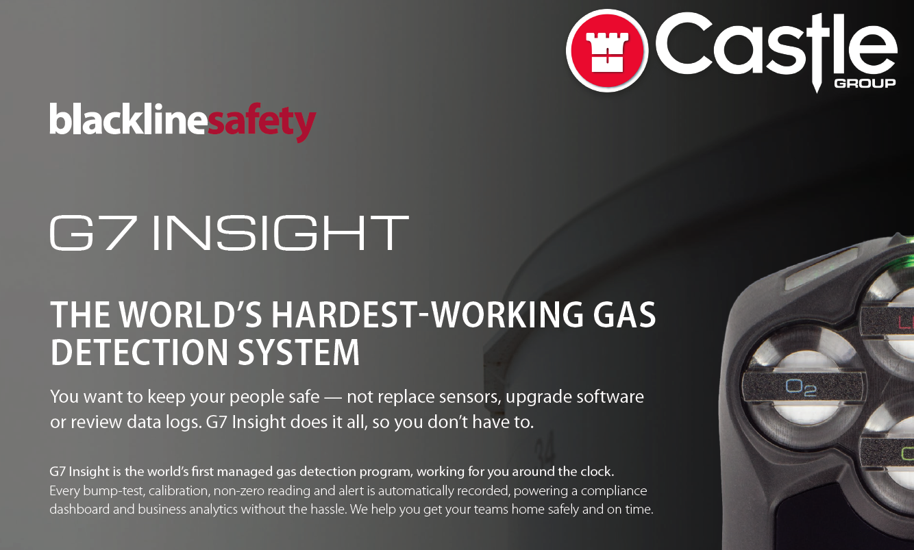 G7 Insight Gas Detection System