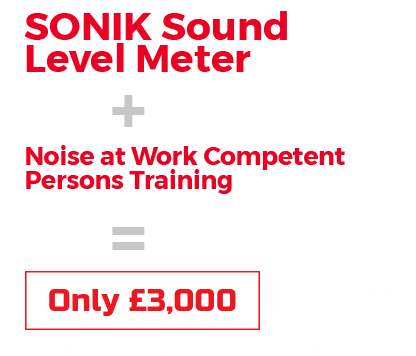 Noise at Work Compliance Recipe