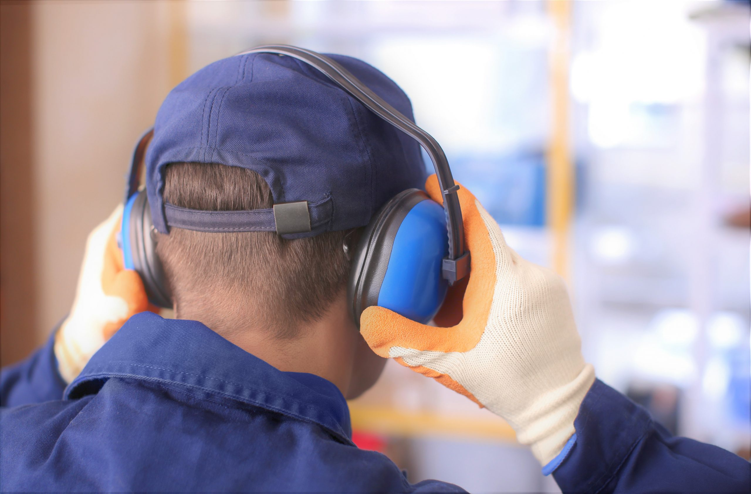 How to treat hearing protection at the limit value