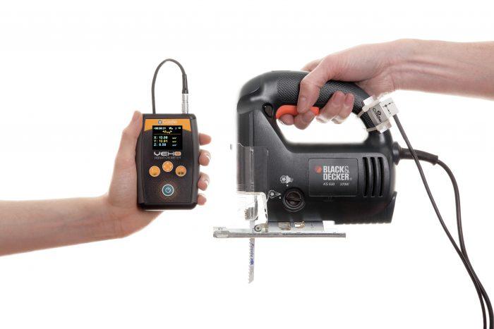 Castle Vexo - for Hand Arm Vibration Measurements
