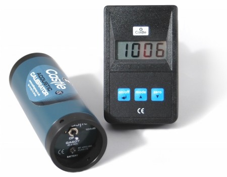 Class 1 Calibrator and Barometer