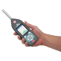 Sound Level Meter for Noise at Work - dBAir Safety