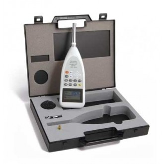 Industrial and Environmental Logging Sound Level Meter