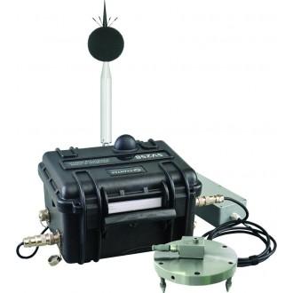 SV 258 Pro Sound and Vibration Monitoring Station - 3G Communication