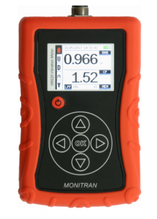 Single Axis Vibration Meter Hire