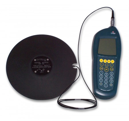 Castle Whole Body Vibration Measurement Rental